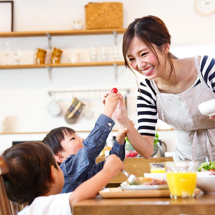 家事や育児の経験が直結する仕事